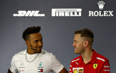2018 Formula One commercial preview