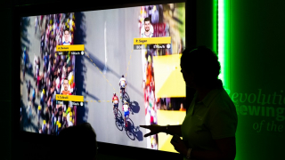 Dimension Data: the tech behind the Tour de France