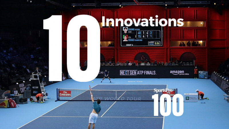 Issue 100: SportsPro's 10 Innovations