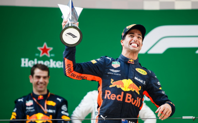 F1 Business Diary 2018: The Chinese Grand Prix