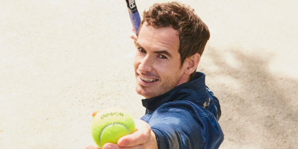 Andy Murray invests in 'AirBnb for tennis'