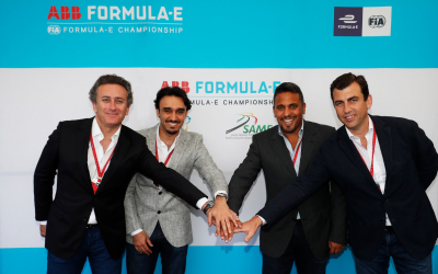 Formula E heads to Saudi Arabia in ten-year race deal