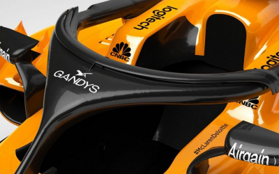McLaren announce one-race deal with Gandys