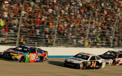 TicketGuardian named title sponsor of Nascar Cup Series race