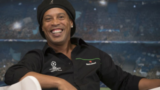 Ronaldinho launches cryptocurrency as part of esports plan
