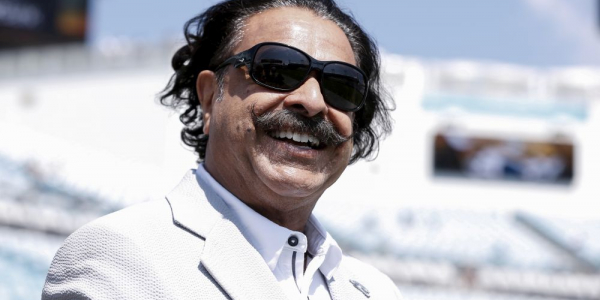 Shahid Khan on his Wembley bid: 'This is about protecting the Jaguars' position in London'
