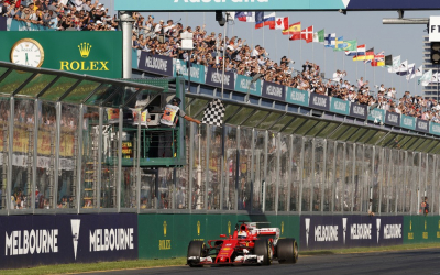 Rolex remains face of Australian Formula One