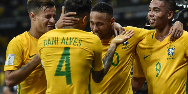 Brazil team up with STATSports ahead of Fifa World Cup