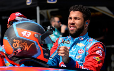 Darrell Wallace Jr gets World Wide Technology backing