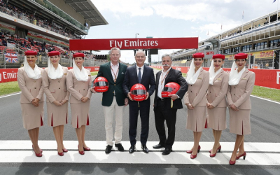 Emirates extends and expands Formula One deal
