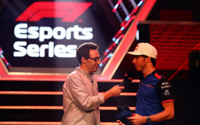 Formula One taps Facebook for esports documentary