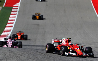 Formula One reveals plans for Miami Grand Prix