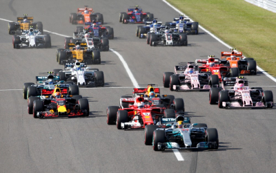Report: Formula One to launch in-house streaming service in 2018
