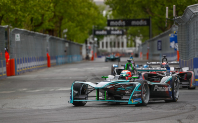 Voestalpine puts name to Formula E's European races