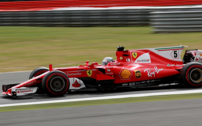 Ferrari rev up UPS deal