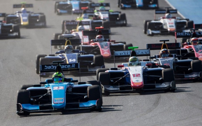 FIA announces new international Formula 3 Championship