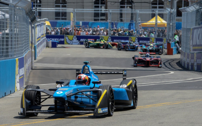 Formula E drives on with Allianz