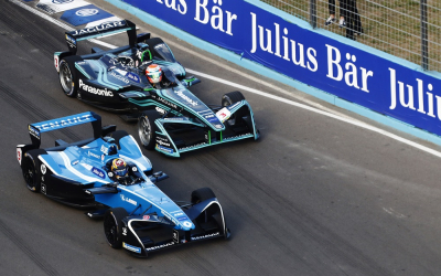 Formula E expands Enel deal