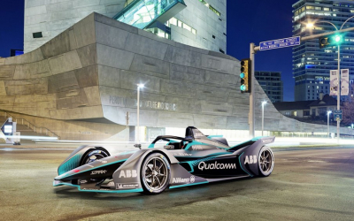 Formula E reveals second-generation cars for 2018/19
