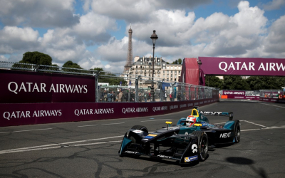 Qatar Airways to title sponsor two Formula E races