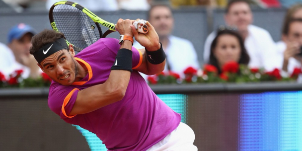 Madrid Open sets first with VR coverage