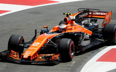 McLaren ignite partnership with Airgain