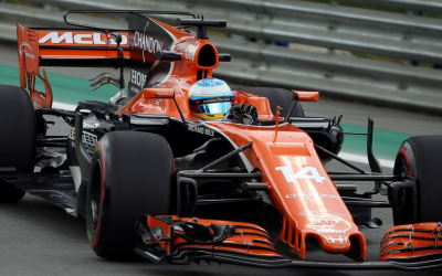 McLaren confirm Petrobras switch