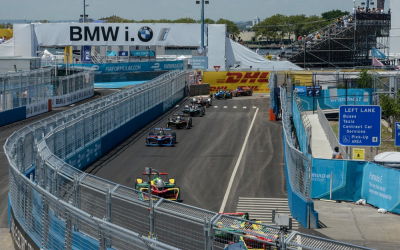 Formula E teams up with The Climate Group