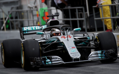 Mercedes F1 and HPE link up to accelerate performance