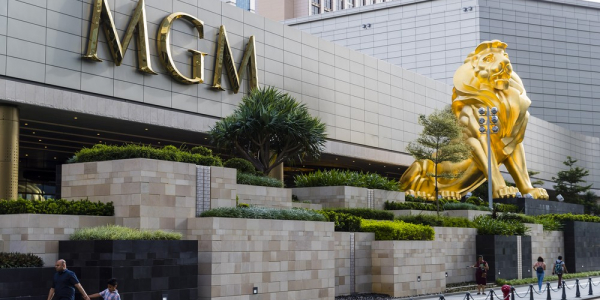 NBA announces sports gambling partnership with MGM