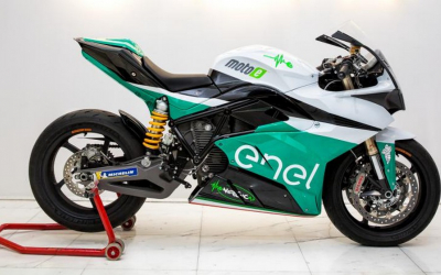 Enel to title sponsor new MotoE World Cup