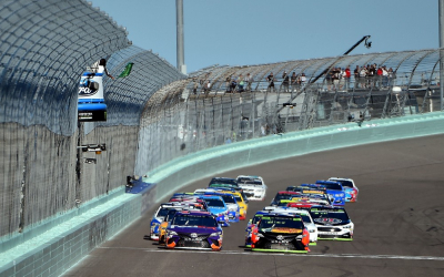 Nascar appoints a Digital Ally