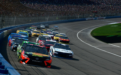 Nascar seals five-year PNC Bank deal