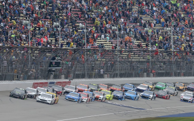 Reports: Nascar mulling over new sponsorship model