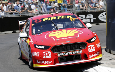 DJR Team Penske retain Shell backing for Supercars Championship