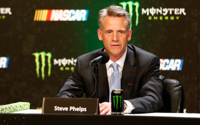 Nascar promotes Steve Phelps to chief operating officer