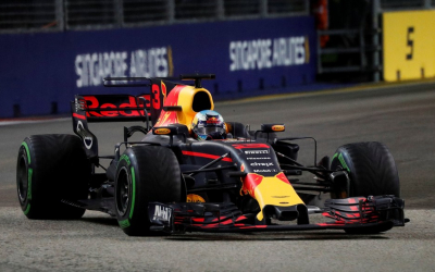 Report: Aston Martin to title sponsor Red Bull Formula One team