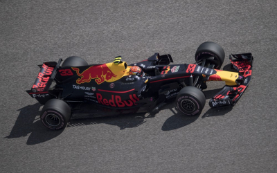 Red Bull Racing see clearly with DITA deal