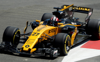 Renault F1 teams up with Alibaba's Tmall