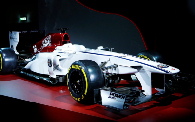 Sauber F1 drive home trio of deals