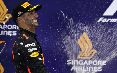 Singapore Grand Prix lands title sponsorship renewal