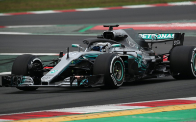 Gemba launches new sponsorship tool after Formula One test drive