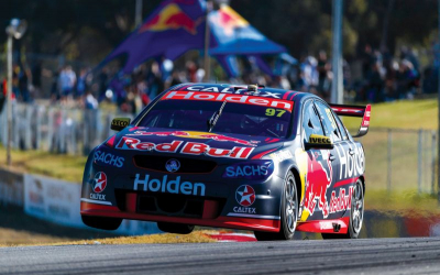3M revs up Supercars sponsorship