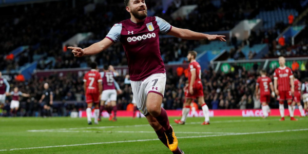 Aston Villa claim world first with fan card payment technology