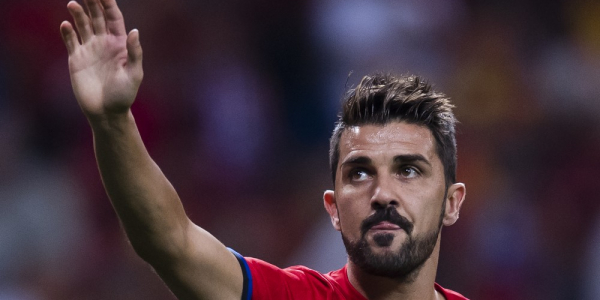David Villa partners with Telemundo for World Cup content
