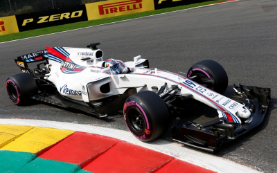 Williams F1 sign data-focused partnership with Acronis