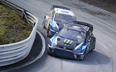 World Rallycross Championship to go electric in 2020