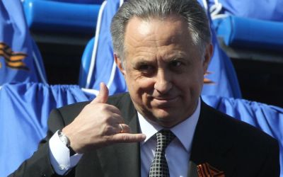 Confusion reigns over Vitaly Mutko's RFU presidency
