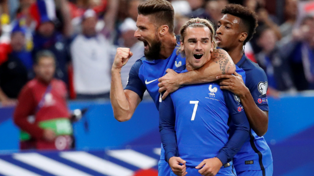 TF1 and M6 pick up French national soccer team rights