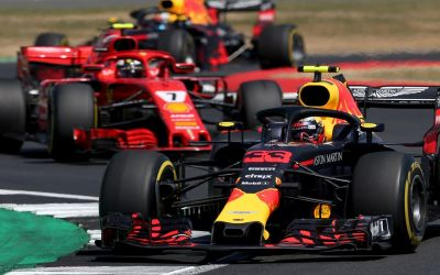 Formula One sponsorship: The past, present and future